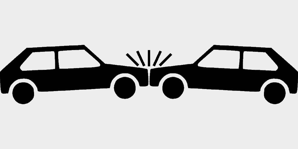 התנגשות בין שני כלי רכב