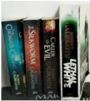 חמישה ספרים