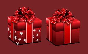 מתנות אדומות