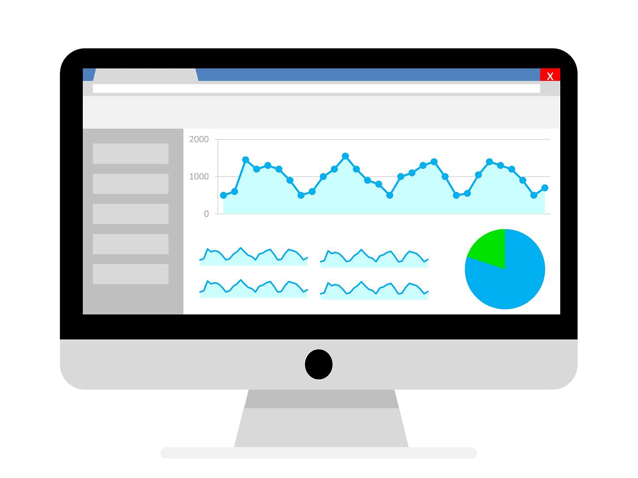 מסך נתונים