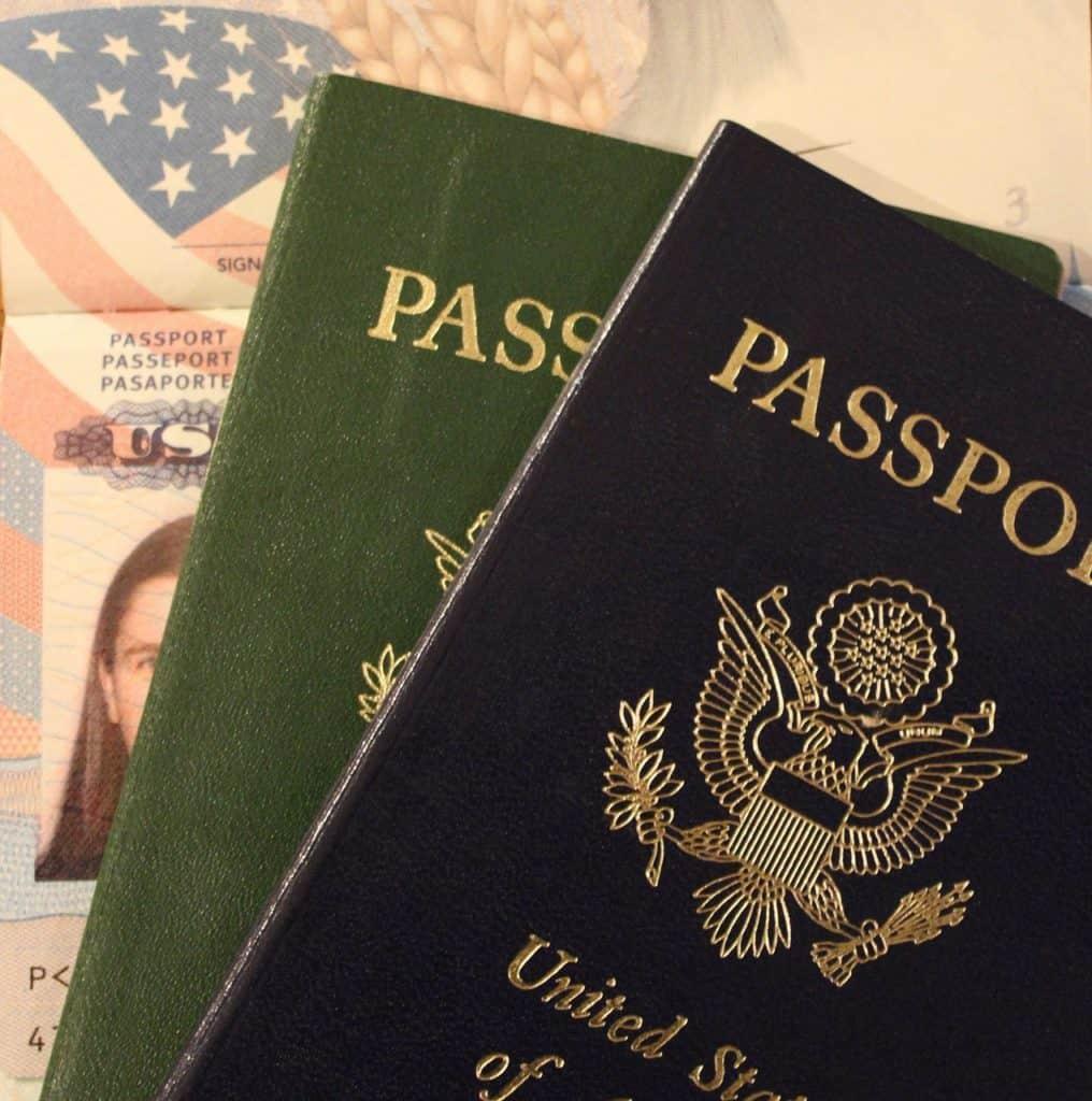 דרכונים